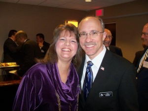 Pastor Richard Giovannetti and Cathy Giovannetti